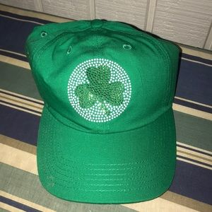 Brand new Irish clover hat